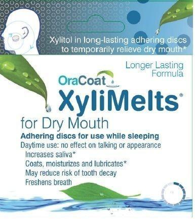 XyliMelts for Dry Mouth | Dry Mouth Relief